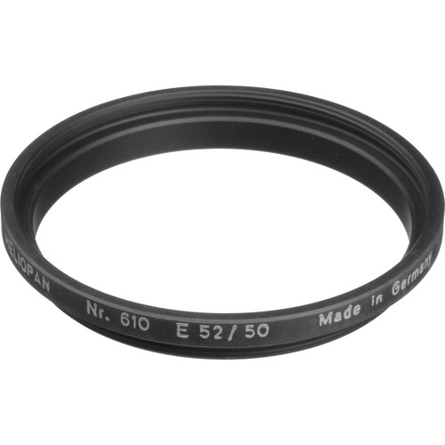 Heliopan 50-52mm Step-Up Ring (#610)