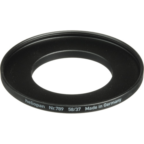 Heliopan 37-58mm Step-Up Ring (#789)