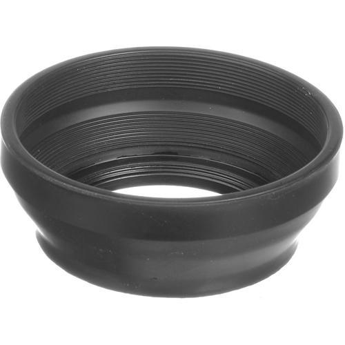 Heliopan 55mm Screw-in Rubber Lens Hood