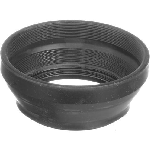Heliopan 58mm Screw-in Rubber Lens Hood