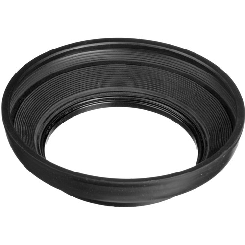 Heliopan 77mm Screw-in Rubber Lens Hood