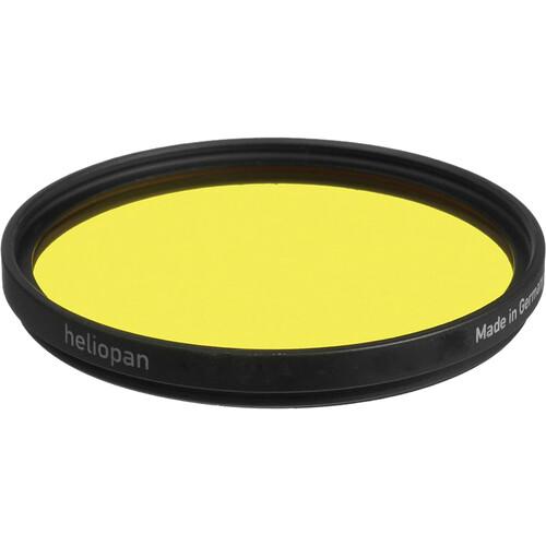 Heliopan 37mm #8 Medium Yellow Filter