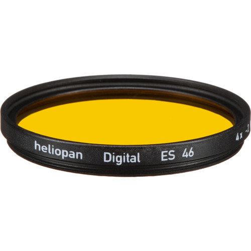 Heliopan 46mm #15 Dark Yellow Filter
