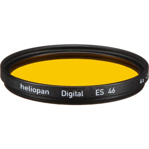 Heliopan 46mm #15 Dark Yellow Filter