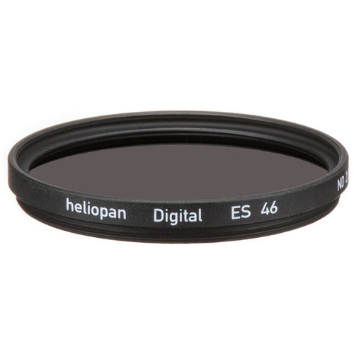 Heliopan 46mm Solid Neutral Density 2.0 Filter (6.6 Stop)