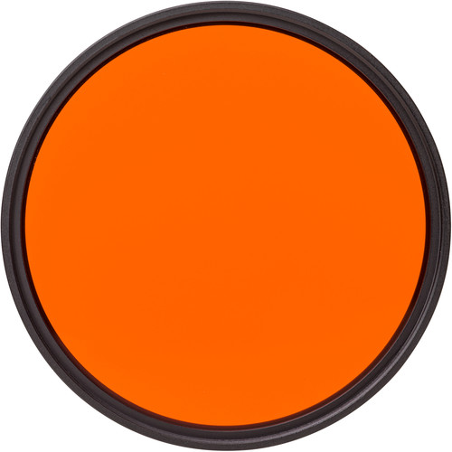 Heliopan 55mm #22 Orange Filter