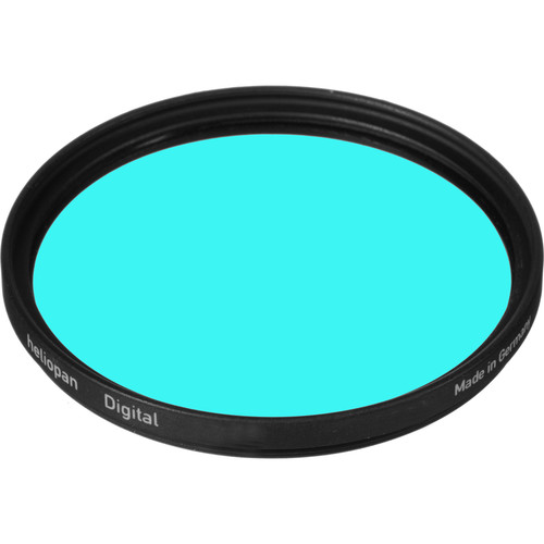 Heliopan 55mm RG 695 (89B) Infrared Filter