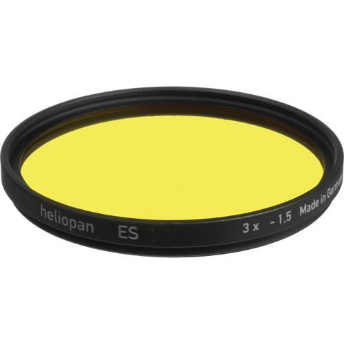 Heliopan 58mm #8 Medium Yellow Filter