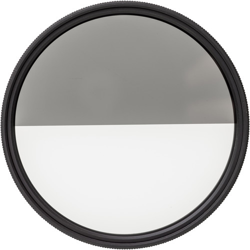 Heliopan 62mm Graduated Neutral Density (ND) 0.6 (4x) Filter