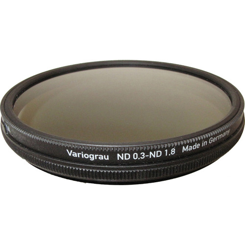 Heliopan 62mm Variable Gray ND Filter