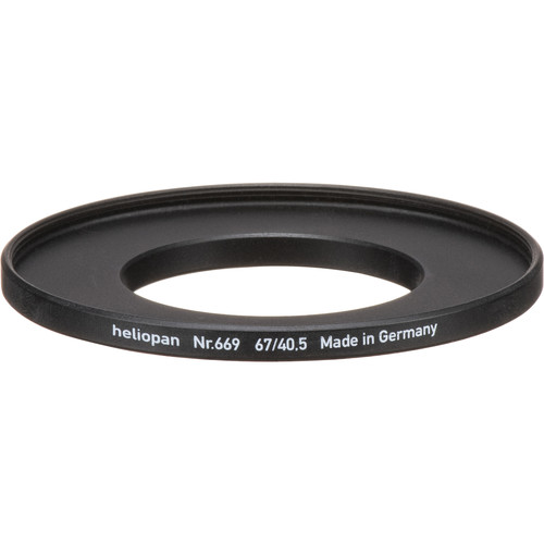 Heliopan 669 Adapter Ring 67 / 40.5
