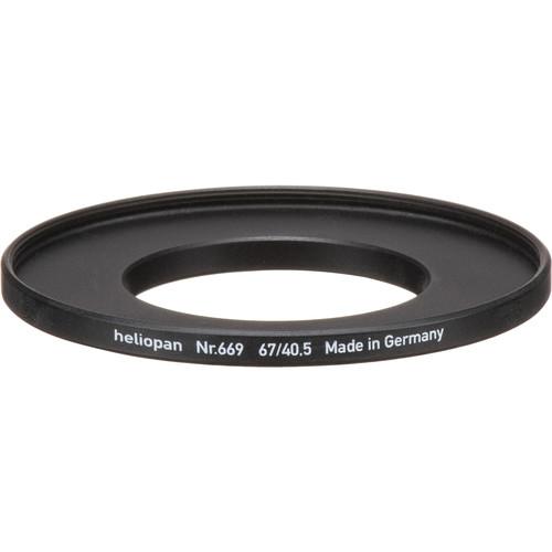 Heliopan 669 Adapter Ring 67 / 40.5