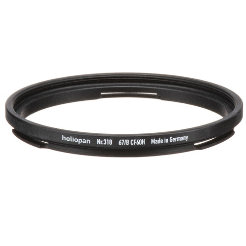 Heliopan Bay 60-67mm Step-up Ring #903