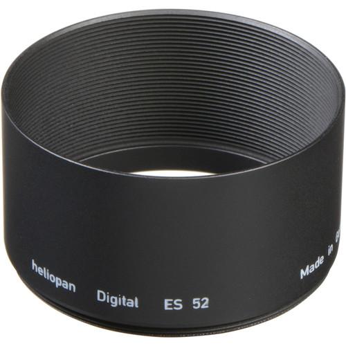 Heliopan 52mm Long Metal Lens Hood