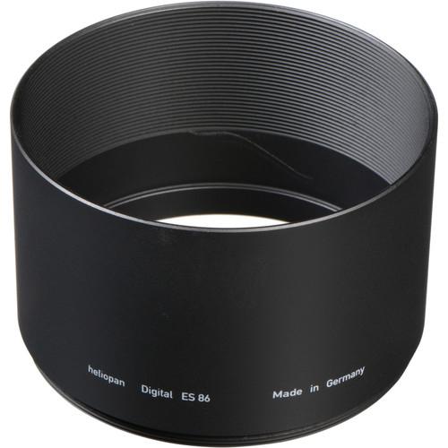Heliopan 86mm Long Metal Lens Hood