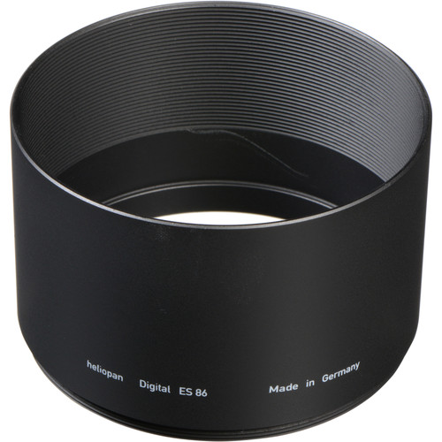 Heliopan 86mm Long Metal Lens Hood