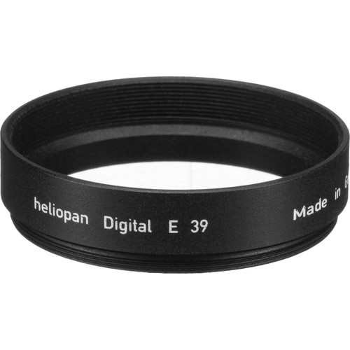 Heliopan 39mm Metal Lens Hood (Short)