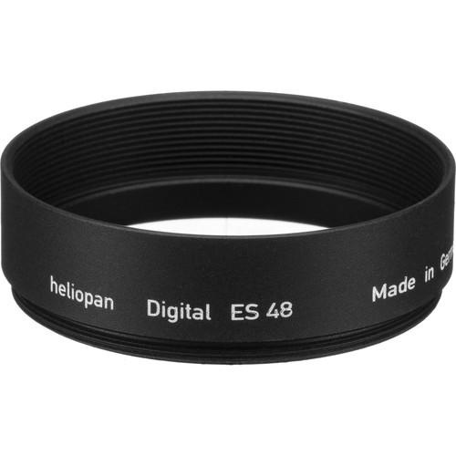 Heliopan 48mm Short Metal Lens Hood