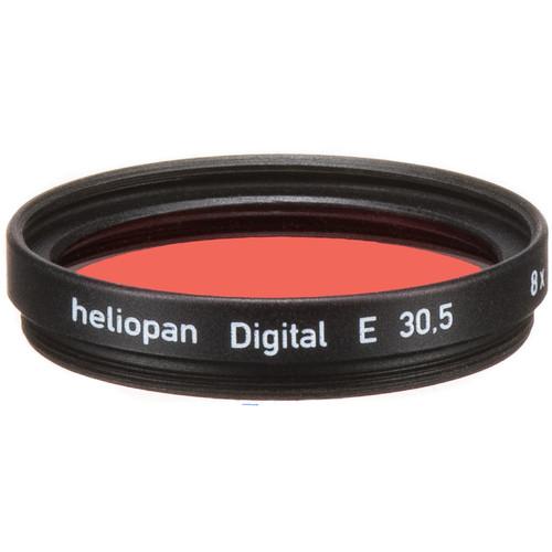 Heliopan #25 Light Red Filter (30.5mm)