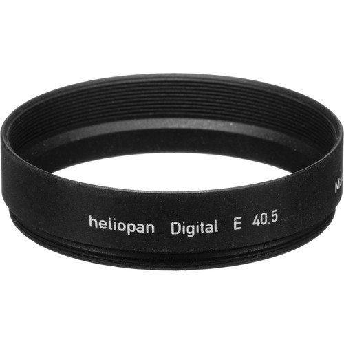 Heliopan 40.5mm Metal Lens Hood (Short)