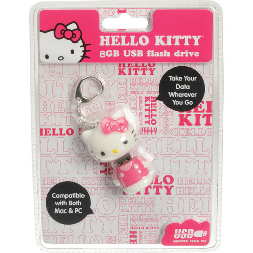 Hello Kitty 8GB USB Flash Drive