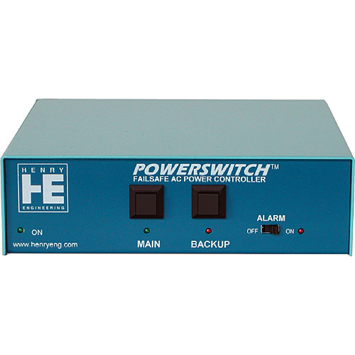 Henry Engineering PowerSwitch Failsafe AC Power Controller