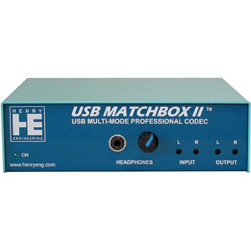 Henry Engineering USB Matchbox II