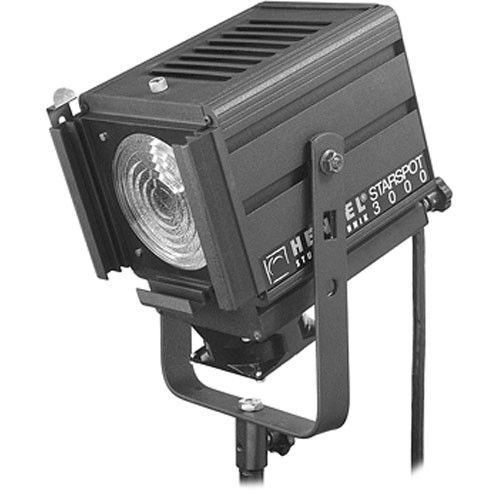 Hensel Starspot 3000 Fresnel Flash Head