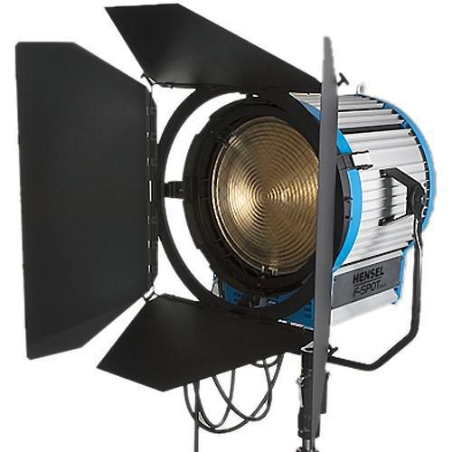 Hensel F-Spot Fresnel Flash Head with 20 Pin (Pole) Plug