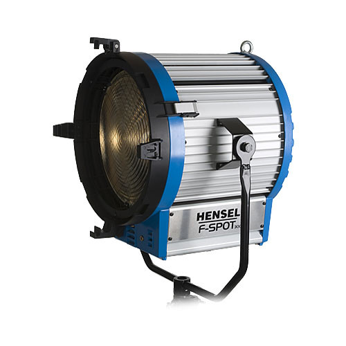 Hensel F-Spot 6000W/s Fresnel Flash Head