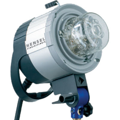 Hensel EHT Pro 3000 W/S Flash Head
