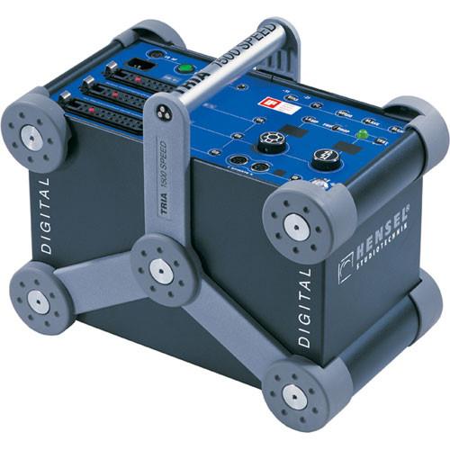 Hensel Tria 1500-Speed Power Pack (120-240V)