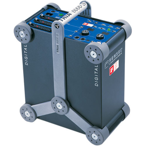 Hensel Tria 6000-S Power Pack (120-240V)