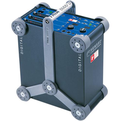 Hensel Tria 6000-S Power Pack (120-240V)