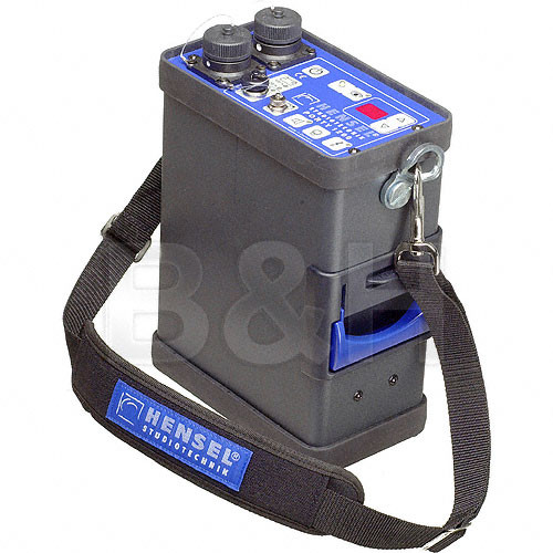 Hensel 1200 W/S Battery Operated Power Pack