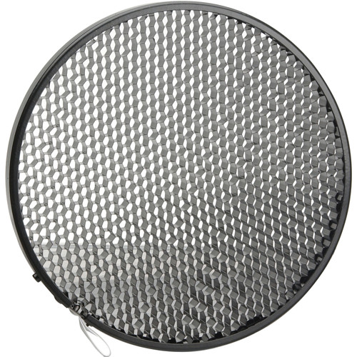"Hensel 30 Degree Honeycomb Grid for 9"" Reflectors"