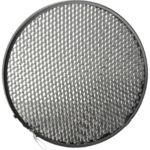 "Hensel 30° Honeycomb Grid for 7"" Reflector"