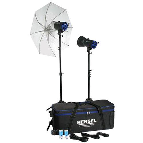 Hensel Integra 2 Light Mini 300 Kit (110-240 VAC)