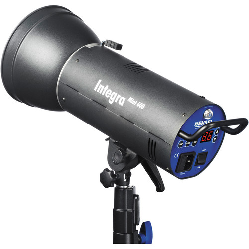 Hensel Integra 600W/s Mini 600 Monolight