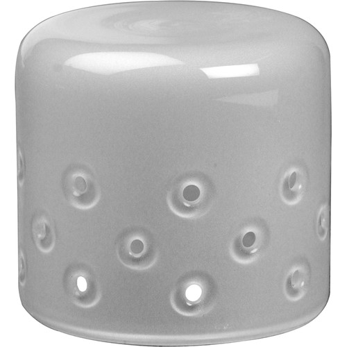 Hensel Protective Glass Dome for EHT Porty Head - Frosted