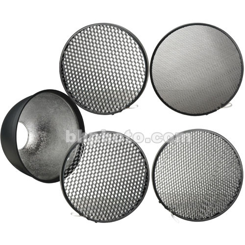 "Hensel Four (4) Honeycomb Grids for 12"" Reflector"