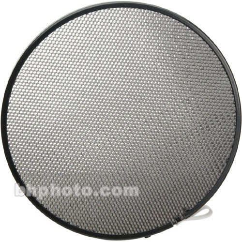 "Hensel Honeycomb Grid #1 for 12"" Reflector - 10 Degrees"