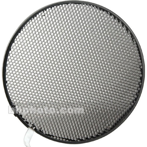 """Hensel Honeycomb Grid #2 for 12"""" Reflector - 20 Degrees"""