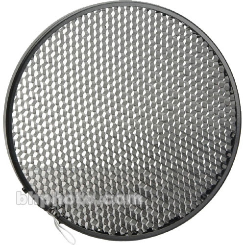 "Hensel Honeycomb Grid #3 for 12"" Reflector - 30 Degrees"