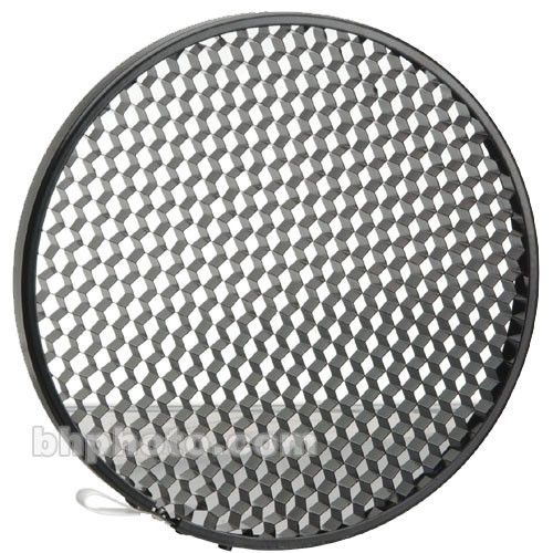 "Hensel Honeycomb Grid #4 for 12"" Reflector - 40 Degrees"