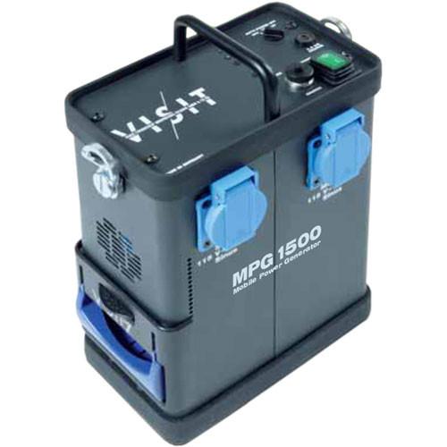 Hensel Visit MPG 1500 Mobile Power Generator ONLY - (115VAC)