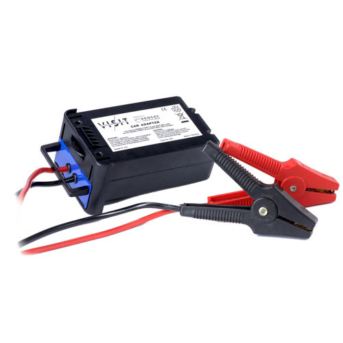 Hensel Car Battery Adapter for VISIT MPG 1500 and Hensel Porty 1200 B