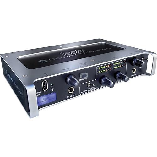 Hercules DeeJay TRIM 4&6 - USB 4-Channel DJ Audio Interface (No Software)