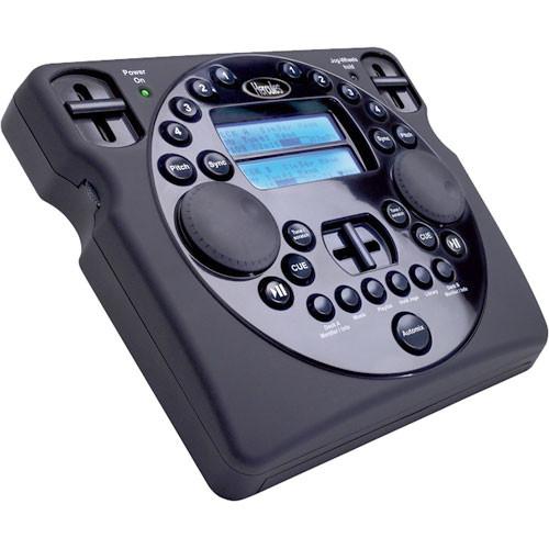 Hercules Mobile DJ MP3 - Wireless DJ Controller and Software (Black)