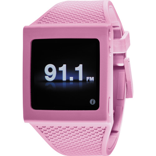 Hex Watch Band for iPod Nano Gen 6 (Pink)